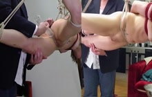 Suspended Enema
