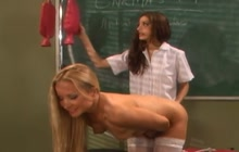 Enema in the classroom